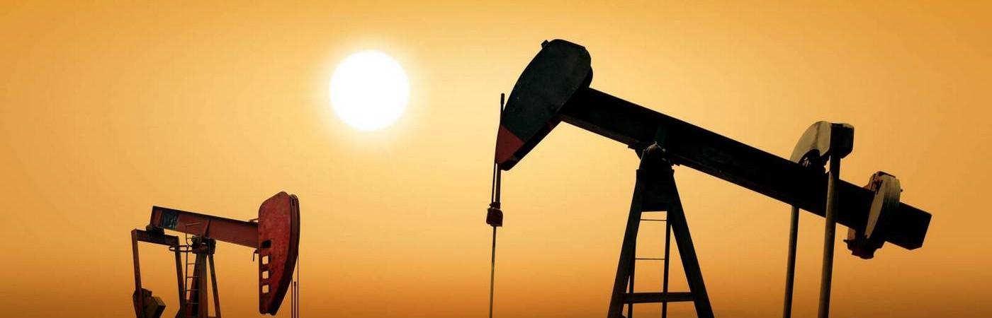 Нефтедобыча.