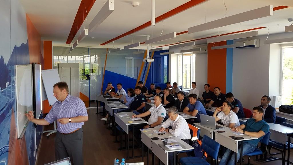 Проектное управление в строительстве. Система менеджмента качества в строительстве. BI Group