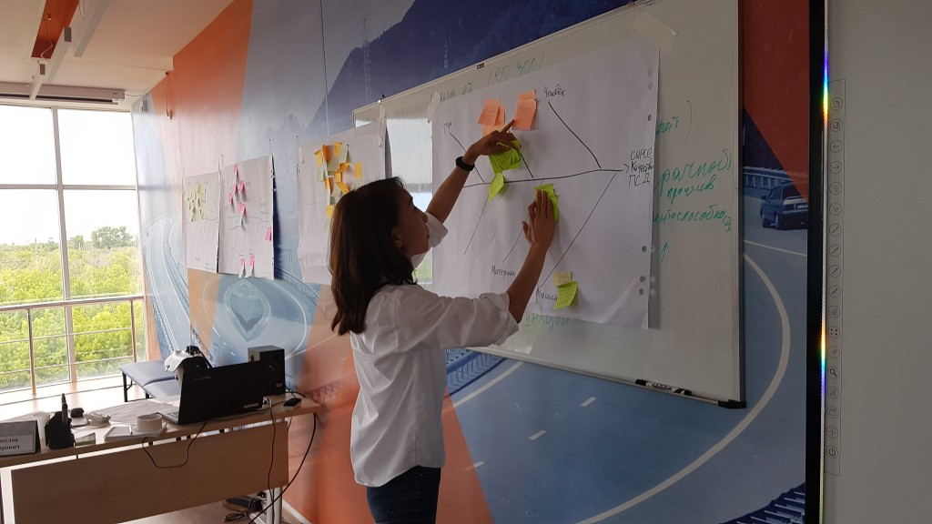 Семинар -Проектное управление в строительстве. Система менеджмента качества в строительстве.5