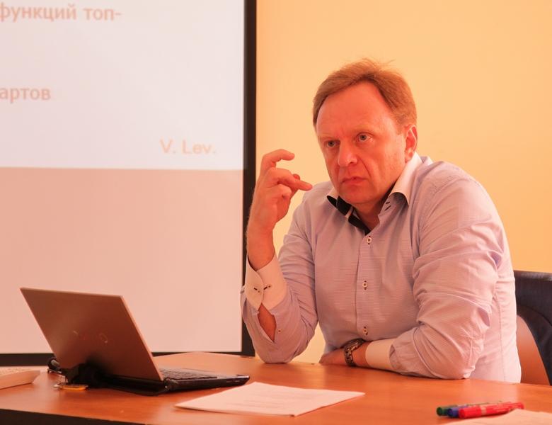 Вячеслав Лев - консультант по управлению